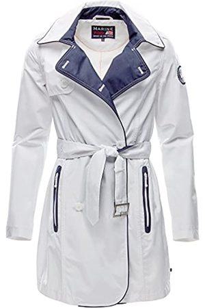 Marinepool Mujer Chaqueta Norma Trench Coat Talla:XL