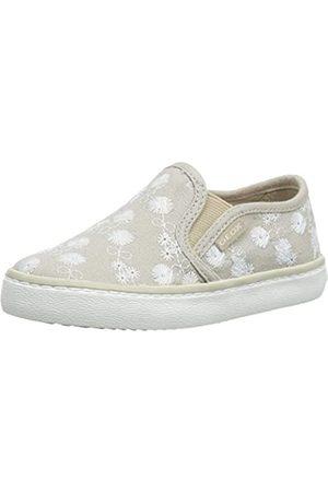 Geox J Kilwi Girl D, Zapatillas sin Cordones para Niñas, ( C5000)