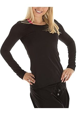 Winshape WS1 - Camiseta Deportiva para Mujer (diseño de Manga Larga) Talla:Small