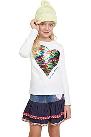 Desigual T-Shirt Virginia Camiseta de Manga Larga