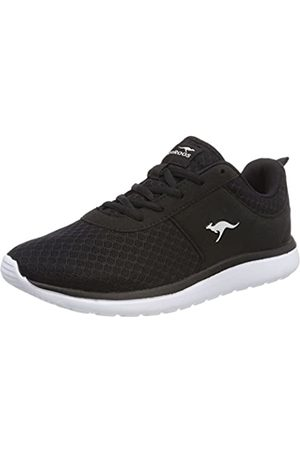 KangaROOS Bumpy, Zapatillas para Mujer, (Jet Black 5001)