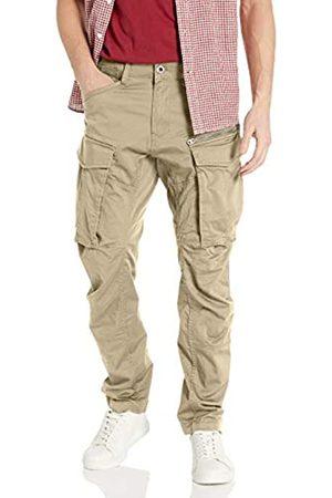 G-Star Rovic Zip 3D Tapered, Pantalones para Hombre, (Dune 239)