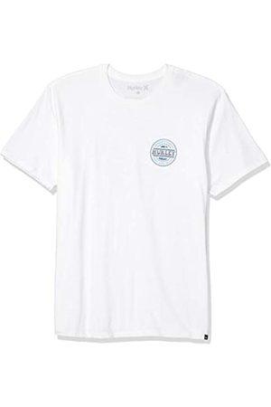 Hurley M PRM Groovy S/S Camiseta, Hombre