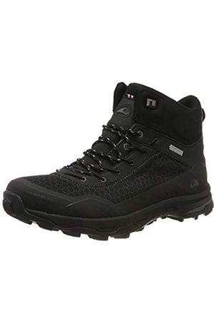 ROYAL COPENHAGEN Rask GTX M, Zapatos de High Rise Senderismo para Hombre, (Black/Charcoal 277)