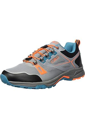 CMP Lahmuu Fast Hiking Shoe WP, Zapatillas de Cross para Hombre, (Cemento U716)