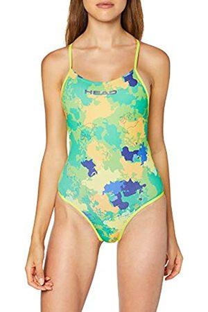 Head Camo Traje De Baño Olimpico, Mujer