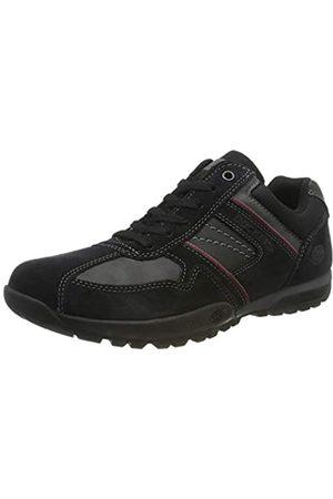 Dockers 36ht020, Zapatillas para Hombre, (Schwarz/Grau 120)