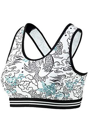 Beco Top de Bikini para Mujer, con Cierre en la Espalda, Ajustable en 3 Posiciones, con Almohadillas Cosidas, Adecuado como Copa B o C, Mujer, 5617