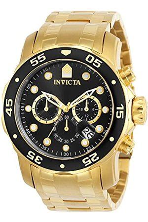 Invicta 0072 Pro Diver - Scuba Reloj para Hombre acero inoxidable Cuarzo Esfera