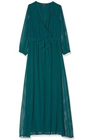 Dorothy Perkins Chiffon Wrap Maxi Dress Vestido