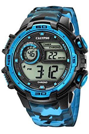 Calypso RelojDigitalparaHombredeCuarzoconCorreaenPlásticoK5723/4