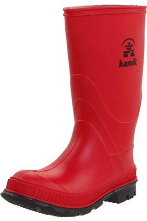 Kamik Stomp, Botas de Agua Unisex Niños, (Rot)