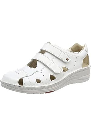 Berkemann Larena, Zapatillas para Mujer, (Weiß)