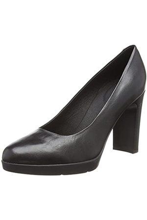 Geox D Annya High A, Zapatos de Tacón para Mujer, (Black C9999)