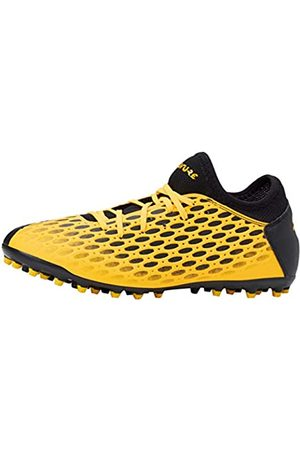 Puma Future 5.4 MG, Botas de fútbol para Hombre, (Ultra Yellow Black 03)