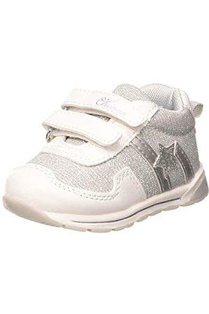 chicco Scarpa Garrett, Zapatillas de Gimnasia para Niñas, (Bianco 300)