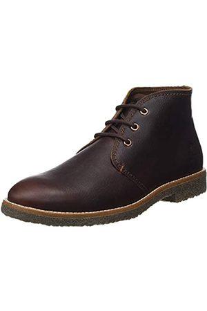 Panama Jack Gael, Zapatos de Cordones Oxford para Hombre, (Castaño C9)