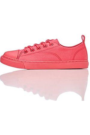 RED WAGON Zapatillas con Cordones para Niñas, (Pink)