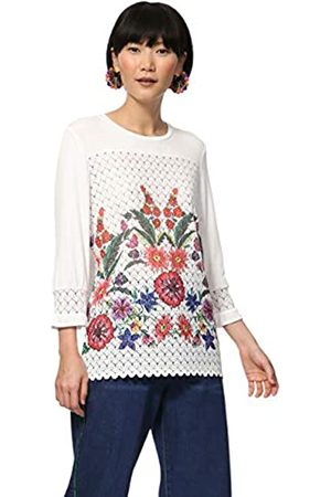 Desigual T-Shirt 3/4 Sleeve Brenda Woman Camiseta