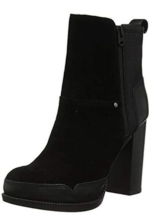 G-Star Labour Zip, Botas Altas para Mujer, (Black B035-990)