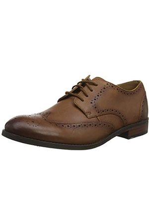 Clarks Flow Limit, Zapatos de Cordones Derby para Hombre