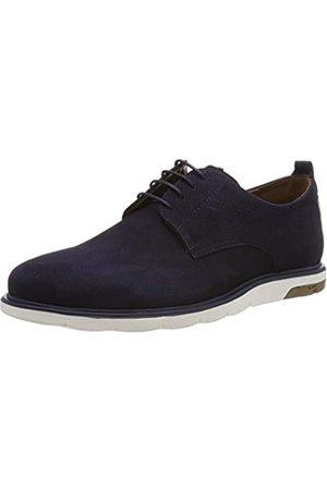 LLloyd Haily, Zapatos de Cordones Derby para Hombre, (Midnight/Pacific 3)
