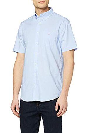 GANT The Broadcloth Reg SS BD Camisa