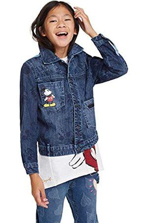 Desigual Jacket Mickey Chaqueta 116 cm para Niñas