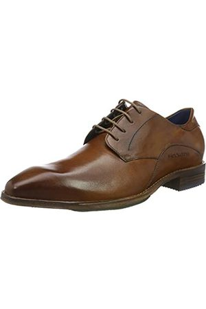 Daniel Hechter 812761021000, Zapatos de Cordones Derby para Hombre, (Cognac 6300)