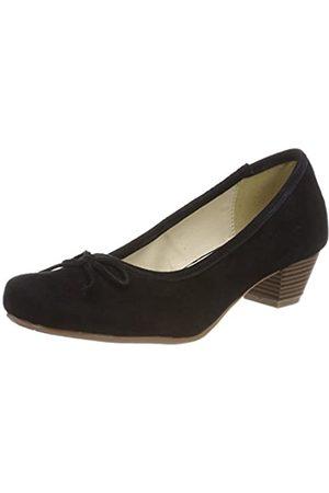 Hirschkogel by Andrea Conti Andrea Conti 3003401 Zapatos de tacón con punta cerrada Mujer, (Schwarz)