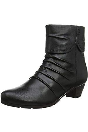 Marc Tonja, Botines para Mujer, (Sheen Leather Black 01037)