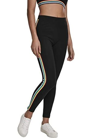 Urban classics Ladies Multicolor Side Taped Leggings