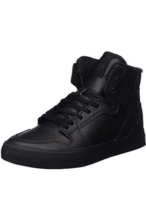 Supra Kids Vaider, Zapatillas Unisex niños, (Black/Black/M 1)