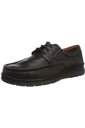 Sioux Sasulo 182 Zapatos de cordones derby Hombre, (Schwarz 35290)