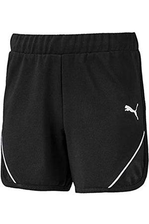 Puma Active Sports Shorts G Pantalones Cortos, Niñas, Black