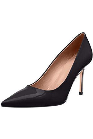 HUGO BOSS Ivy Pump 85-p 10219138 01, Zapatos de Tacón para Mujer, (Black 001)