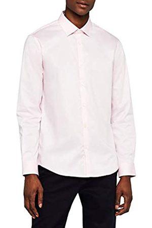 MERAKI Camisa Regular Fit de Vestir Hombre