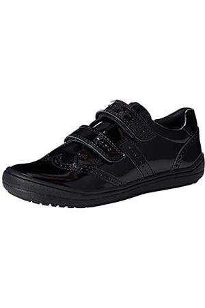 Geox J Hadriel Girl G, Zapatillas para Niñas, (Black C9999)