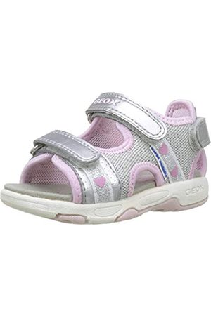 Geox B Sandal Multy Girl B, Sandalias para Bebés
