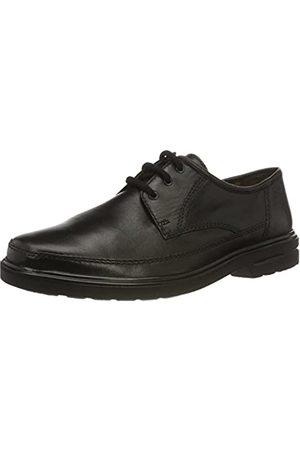 Sioux Pedron-XXL, Zapatos de Cordones Derby para Hombre, (Schwarz 001)