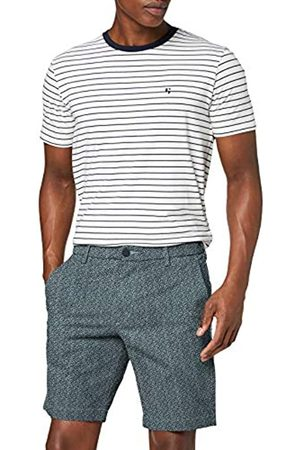 Dockers Smart Supreme Flex Modern Chino Short Bañador, (Shane Navy 0022)