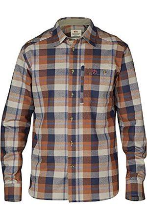 Fjällräven Hombre Fjäll Glim Camiseta oberhemd, Hombre, Fjällglim Shirt