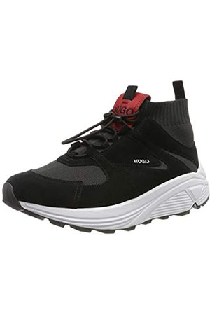 HUGO BOSS Horizon_Runn_Knit, Zapatillas para Mujer, (Black 003)