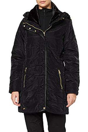Regatta Pachuli - Chaqueta de Invierno con Capucha para Mujer (Piel sintética y Piel sintética), Mujer, RWN141 80016L
