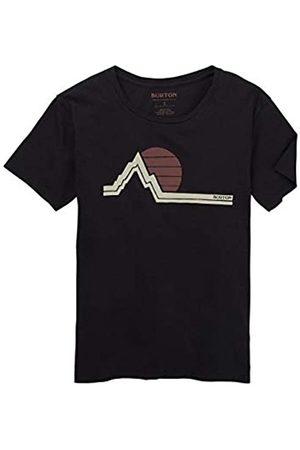Burton Classic Retro Camiseta, Mujer
