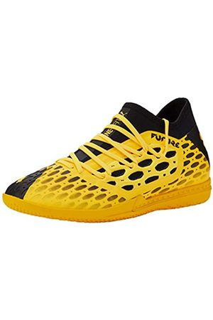 Puma Future 5.3 Netfit It, Botas de fútbol para Hombre, (Ultra Yellow Black 03)
