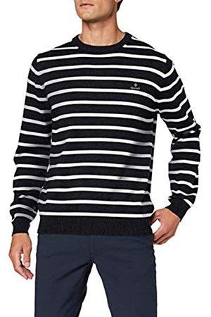 GANT D1. Breton Stripe Crew suéter