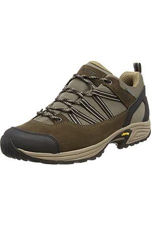 Aigle Mooven Gore-Tex, Zapatos de Low Rise Senderismo para Hombre, (Darkbrown/ )
