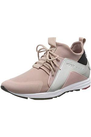 HUGO BOSS Hybrid_Runn_Lam, Zapatillas para Mujer, (Light Pastel 681)