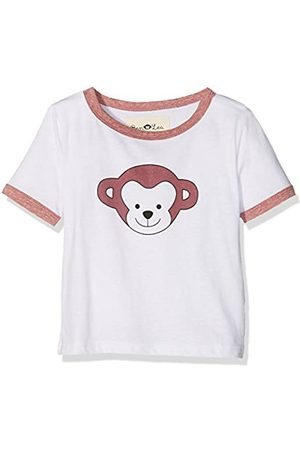 Ben & Lea Jonna, Camiseta Niños, (Weiß/brick Melange)